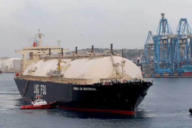Η Ιαπωνία μεγαλύτερος εισαγωγέας LNG στον κόσμο