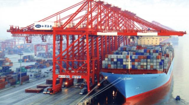 Το λιμάνι της Σαγκάης περνάει στην ψηφιακή εποχή