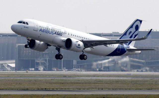 """Με το """"δεξί"""" μπαίνει το 2018 για την Airbus"""