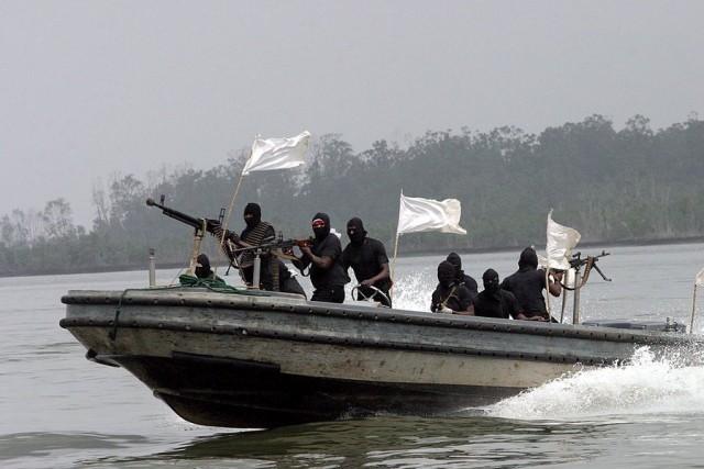 Έξαρση πειρατικών επιθέσεων στη Νιγηρία