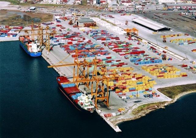 Ρεκόρ δεκαετίας για το λιμάνι της Θεσσαλονίκης