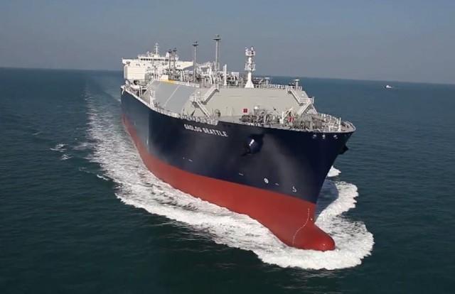 Ενισχύεται ο στόλος της GasLog Ltd.