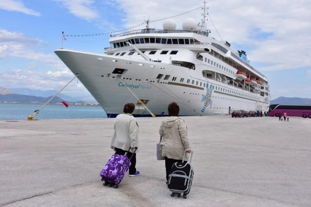 Η λίστα με τα κορυφαία ελληνικά λιμάνια κρουαζιέρας