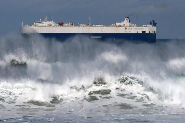 Καταιγίδες και αντικυκλώνες χτυπούν τον Ατλαντικό Ωκεανό