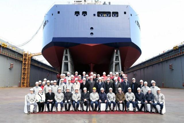 Νέο παγοθραυστικό πλοίο μεταφοράς LNG