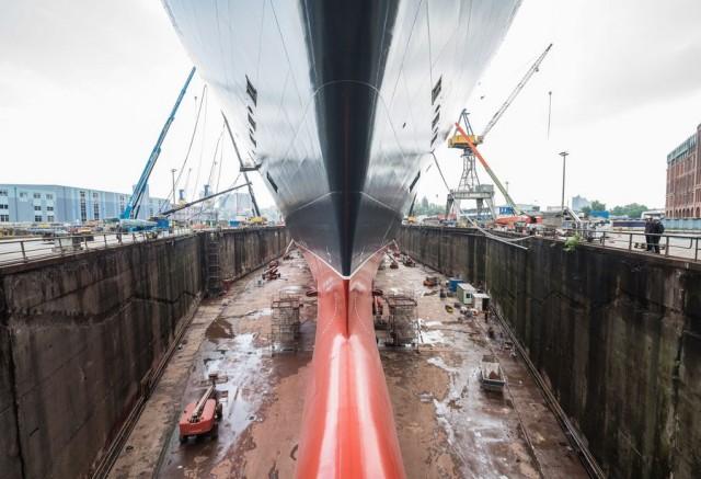 Καλά νέα για τα γερμανικά ναυπηγεία