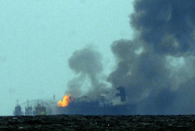 Αγνοούμενοι από σύγκρουση πλοίων στην Σινική Θάλασσα