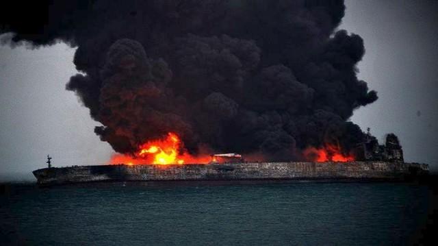 Μια πρώτη αποτίμηση του ναυτικού δυστυχήματος στη Σινική Θάλασσα