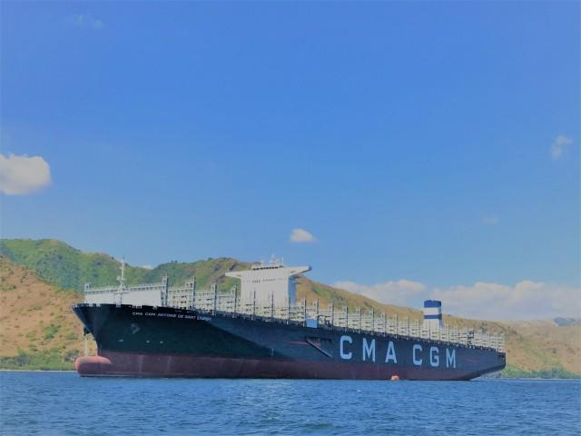 Θαλάσσιες δοκιμές στο νέο mega containership της CMA CGM