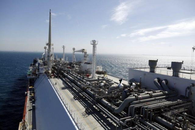 Γιγαντώνεις και συνενώσεις στην αγορά των πλοίων μεταφοράς LNG