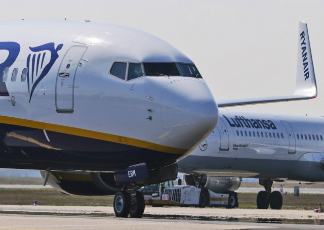 H Lufthansa κυρίαρχη αεροπορική εταιρεία στην Ευρώπη