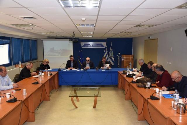 Συνάντηση της Διοίκησης της ΠΝΟ με τον Υπουργό Ναυτιλίας