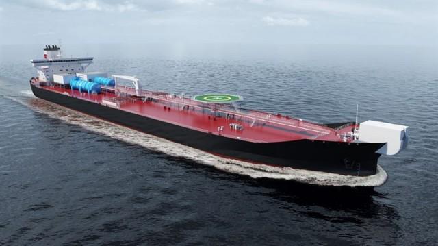 Τέσσερα νέας γενιάς δεξαμενόπλοια για την Teekay