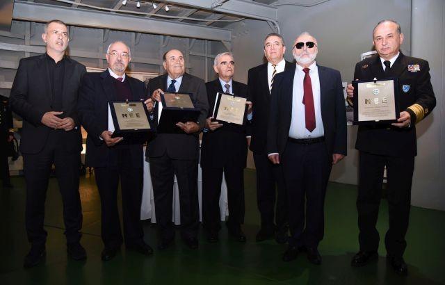Το Λιμενικό Σώμα βραβεύεται από το Ναυτικό Επιμελητήριο Ελλάδος για το διασωστικό του έργο