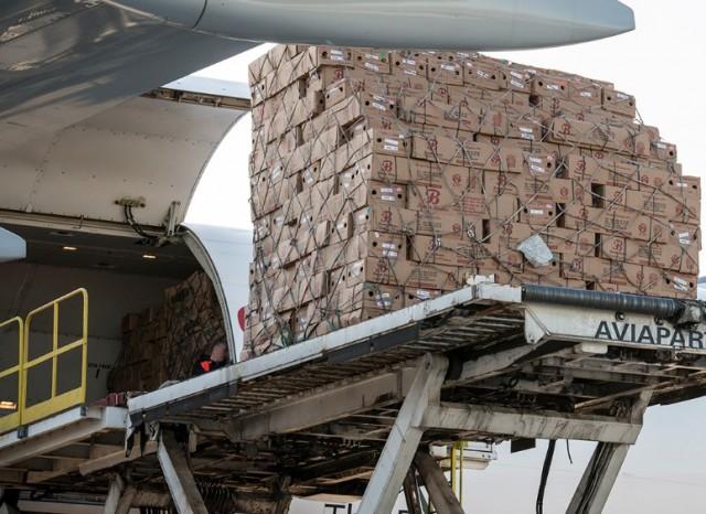 Αυξημένες οι μεταφορές εμπορευμάτων από ευρωπαϊκούς αερολιμένες