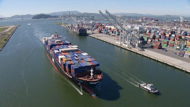 Ρεκόρ καταγράφουν οι εισαγωγές εμπορευματοκιβωτίων στις ΗΠΑ
