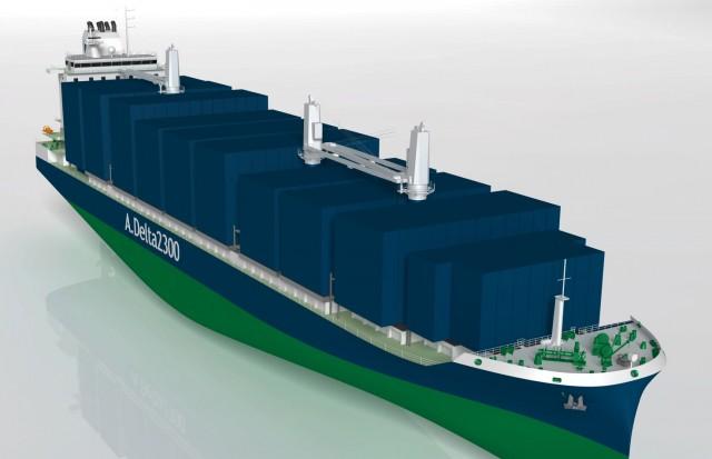 Δεξαμενές τύπου μεμβράνης στα πλοία για την εξοικονόμηση καυσίμου LNG