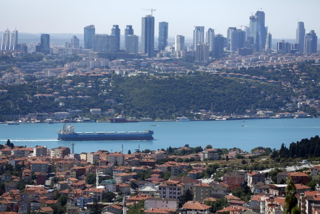 Ένα νέο έργο αλλάζει τον μεταφορικό χάρτη στην Τουρκία