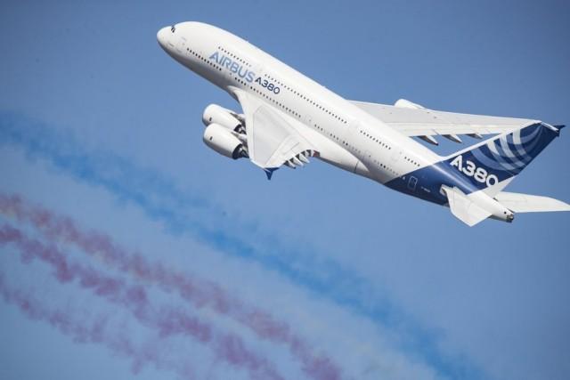 Πρωταθλήτρια στις παραγγελίες αεροσκαφών το 2017 η Airbus