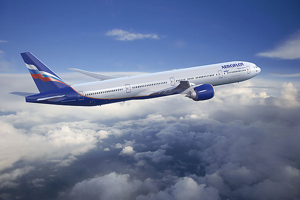 Αύξηση της επιβατικής κίνησης από τις ρωσικές αεροπορικές εταιρείες