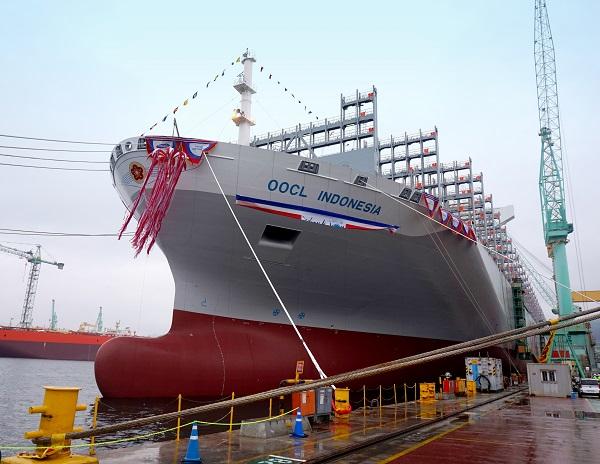 Τα mega containerships εξαπλώνονται στις γραμμές Ασίας- Ευρώπης