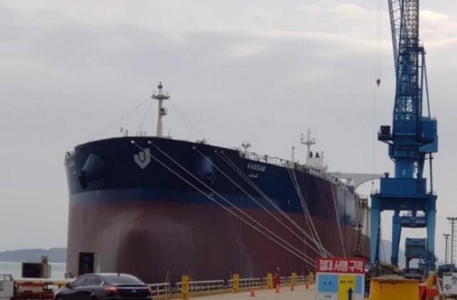 Η αυτοκράτειρα των VLCC έχει άρωμα Ανατολής