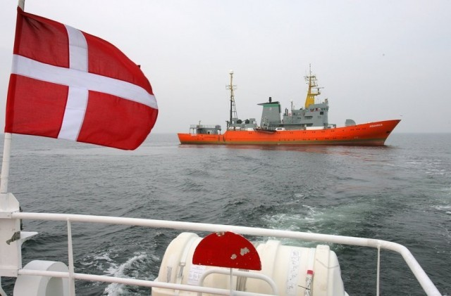 Η Δανία ανασυγκροτεί επιτυχώς τις «ναυτιλιακές» της δυνάμεις