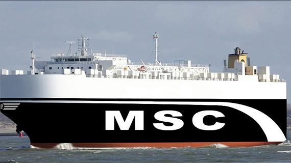 Η MSC φλερτάρει με την αγορά των RO-RO