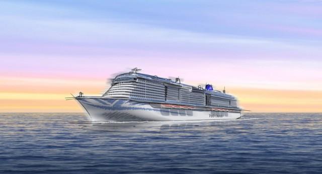 Σε ναυπήγηση ενός σύγχρονου κρουαζιερόπλοιου κατανάλωσης LNG προχωρά η Carnival