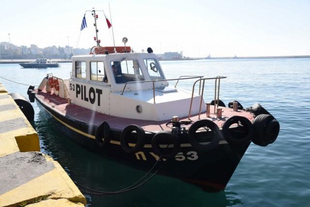 Π. Κουρουμπλής: «Νέες πλοηγίδες και νέα στελέχη, το 2018, αλλάζουν το περιβάλλον στην Πλοηγική Υπηρεσία»