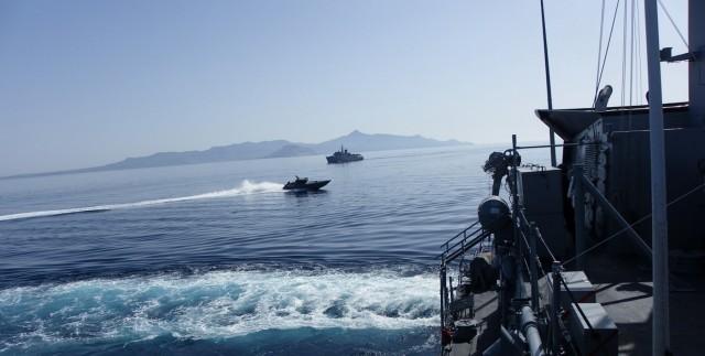 Δωρεά 5 ταχυπλόων σκαφών προς το Λιμενικό Σώμα από την Παπαστράτος