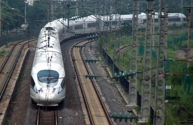Επέλαση των Κινέζων στους σιδηρόδρομους της Ευρώπης