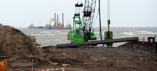 Το Βερολίνο υπέρ του αγωγού Nord Stream 2