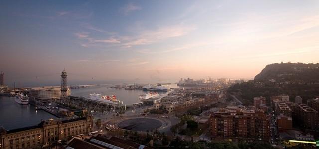 Το μεγαλύτερο λιμάνι κρουαζιέρας στη Μεσόγειο Θάλασσα