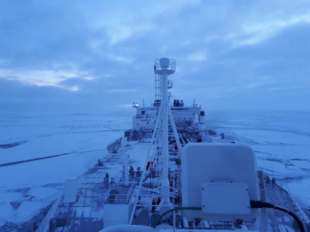 Ταξίδι- ορόσημο πραγματοποιήθηκε από πλοίο στο Βόρειο Πέρασμα