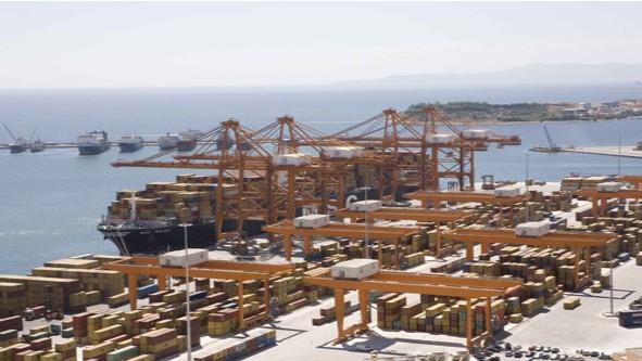 Ενισχυμένη η παρουσία των Κινέζων σε ευρωπαϊκούς λιμένες