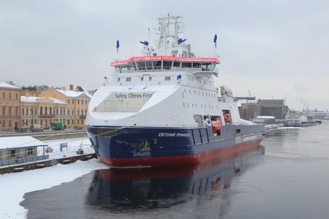 Η Sovcomflot παραλαμβάνει παγοθραυστικό πλοίο τελευταίας τεχνολογίας