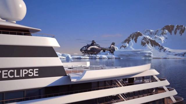 Νέο κρουαζιερόπλοιο έξι αστέρων από την Scenic Cruises