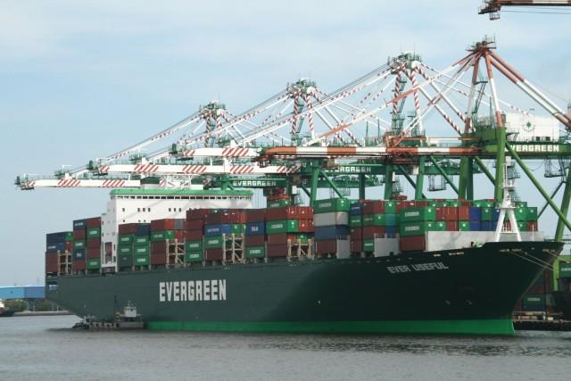 Η Evergreen προχωρά στη ναυπήγηση οκτώ νέων containerships