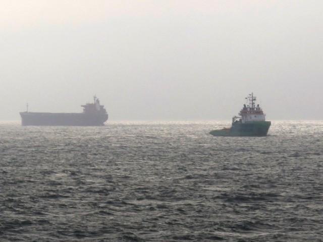 Ακυβέρνητο φορτηγό πλοίο στη Μονεμβάσια