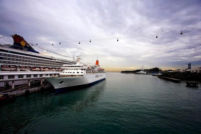 Λιμάνια και παραναυτιλία ενδυναμώνονται από την τόνωση της κρουαζιέρας στη ΝΑ Ασία