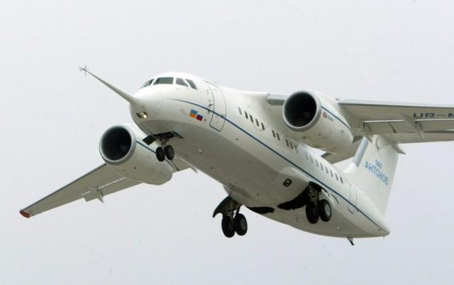 Συντριβή αεροσκάφους στη Ρωσία με 71 επιβαίνοντες