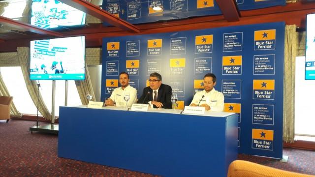 Η Blue Star Ferries υποστηρίζει ως χορηγός 2 κορυφαίους αθλητές της ιστιοπλοΐας