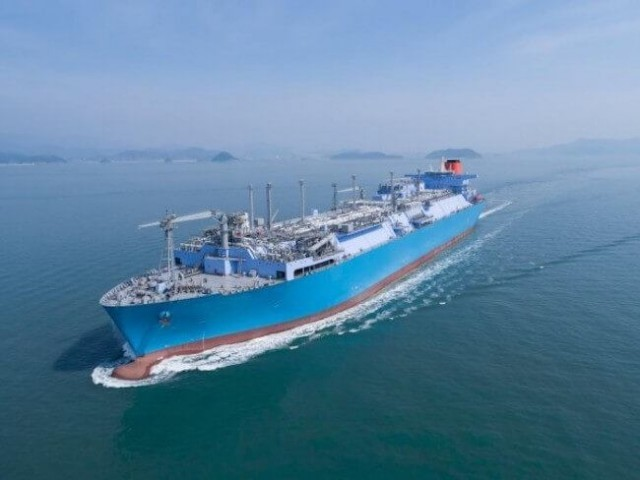 Σε λειτουργία η δεύτερη πλωτή μονάδα αποθήκευσης και επαναεριοποίησης LNG της Τουρκίας