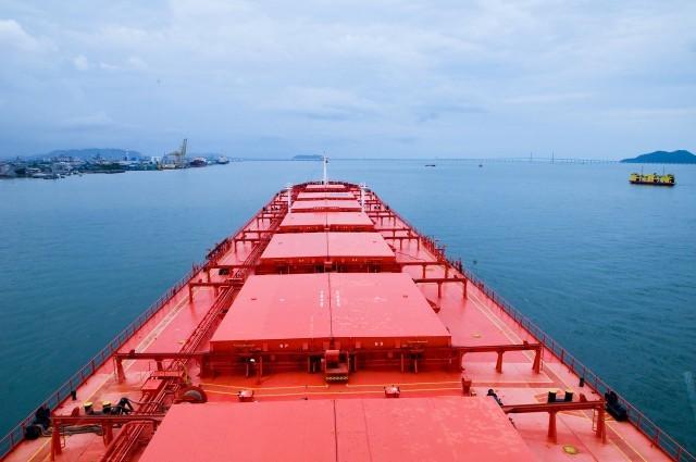 Μείωση των δια θαλάσσης εξαγωγών αμερικανικής σόγιας