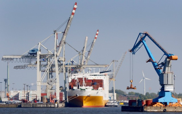 Η γερμανική ναυτιλία ζητά στήριξη από το Βερολίνο