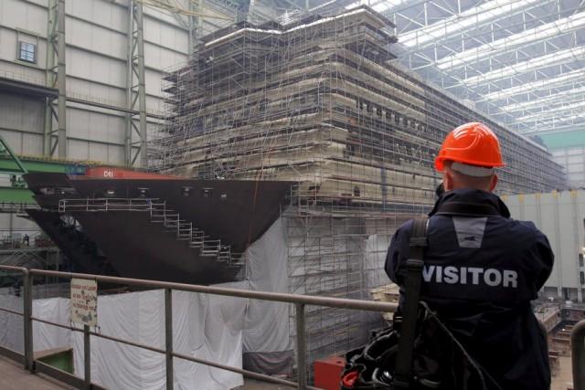 Ασιατικά ναυπηγεία επιλέγει η ευρωπαϊκή επιβατηγός ναυτιλία