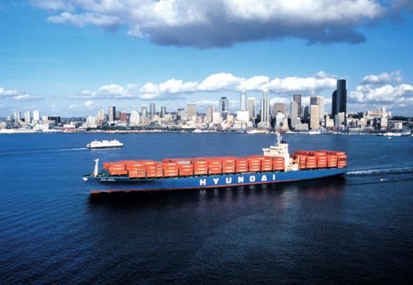 Σε στρατηγικές ενίσχυσης της θέσης της προχωρά η Hyundai Merchant Marine
