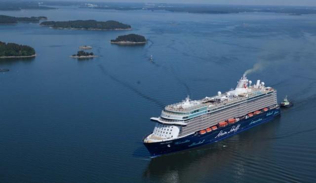 H γερμανική TUI Cruises επεκτείνει τον στόλο της