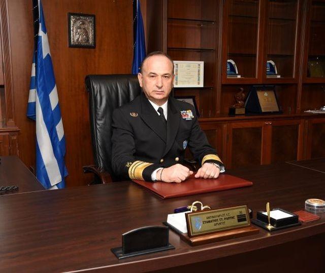 Παρατείνεται η θητεία του Αρχηγού Λιμενικού Σώματος – Ελληνικής Ακτοφυλακής